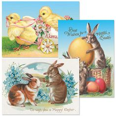 Easter Victorian Cards $4.49           Now:$3.59