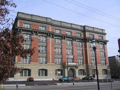 the original SCPA building - This was my school for 4 years. Best for years of my childhood.