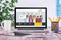 yellow, school, colorful, education