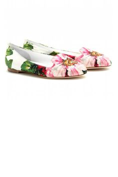 Floral accessories: shoes, scarves, bags, jewelry, and more