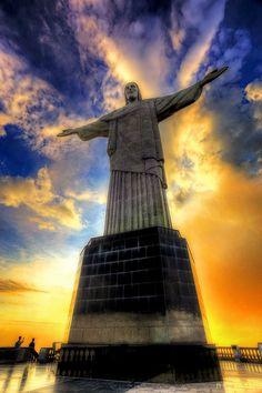 Christ the Redeemer,Brazil,
