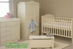 Set Tempat Tidur Bayi Perempuan Cantik