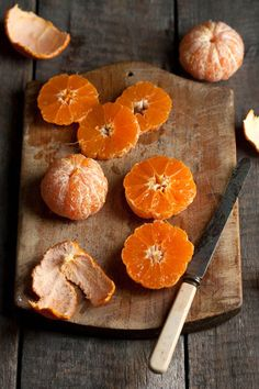 Pretty little clementines!