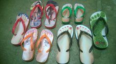 """""""Foto"""" Flip-Flops für die ganze Familie – Beney Plus Flip Flops, Sandals, Shoes, Women, Fashion, Photos, Personalized Gifts, Moda, Shoes Sandals"""