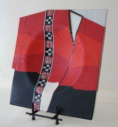 Reminds me of a kimono