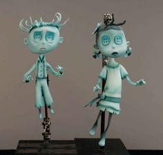 Coraline - Henry Selick - Ghost kids