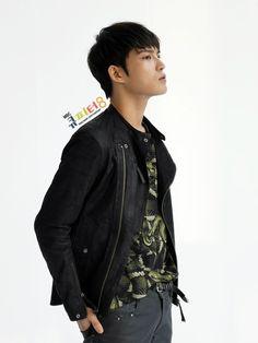 Kim Jaejoong   Triangle