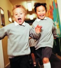 Help children with ADHD rein in impulsive behavior with these strategies for at school and at home.