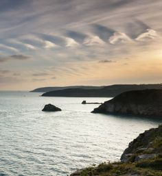 Kelvin-Helmholtz Instability Wave Clouds
