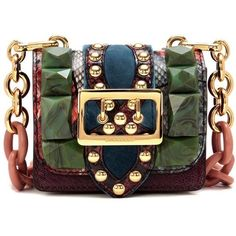 Burberry The Buckle Shoulder Bag ($1,830) ❤ liked on Polyvore featuring bags, handbags, shoulder bags, purses, сумки, multicoloured, leather shoulder bag, purse shoulder bag, burberry handbags and leather purses