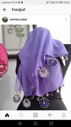 Alexander Mcqueen Scarf, Knots, Needlework, Diy And Crafts, Elsa, Blouse, Women, Fashion, Embroidery