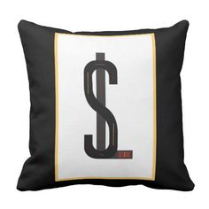 The `SL Designs` Collection Throw Pillow