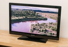 The Sony KDL-32BX330 is a decent telly for the money with plenty of shadow detail and good off-axis response. Read CNET's review here: http://cnet.co/wYATD4