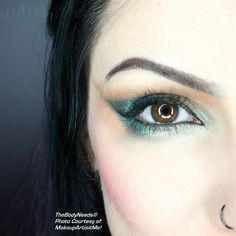 """""""Elusive"""" by #model and #makeupartist #redznowhite aka #makeupartistme wearing #crueltyfree #mineral #eyeshadow #blush and #lipluster from #madeinusa #thebodyneeds #thebodyneeds2 - See more at: http://iconosquare.com/viewer.php#/detail/1137303259873740886_918107753Iconosquare – Instagram webviewer"""