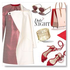 """""""A Hint of Danger..."""" by desert-belle ❤ liked on Polyvore featuring The 2nd Skin Co., Loeffler Randall, Christian Louboutin, Karl Lagerfeld, Chanel, Garance Doré, DateNight, christianlouboutin, Louboutin and polyvoreeditorial"""