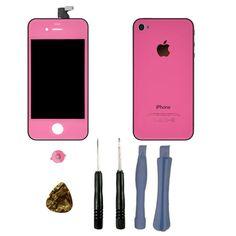 iPhone 4 Pink Conversion Kit!