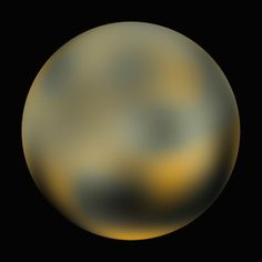Pluto - HST - 270° Longitude, sorry, this lil guy will always be a planet to me