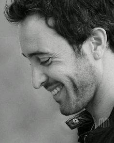 Alex o, beautiful smile!