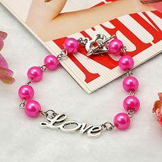 PandaHall Jewelry—Fashion Glass Pearl Bracelets  | PandaHall Beads Jewelry Blog Source confirmed 4/1/14