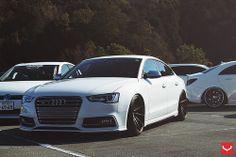 Audi S5 Sportsback + VOSSEN CVT