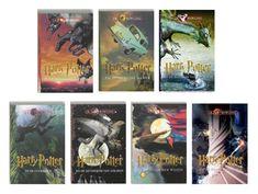 Harry Potter Boeken - Hardcover Nederlandstalig €17