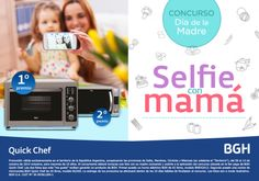 Selfie con Mamá