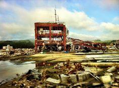 Disaster area : aftermath of the 2011 Tōhoku earthquake and tsunami