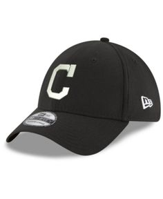 a23a21a684e0d New Era Boys  Cleveland Indians Dub Classics 39THIRTY Cap - Black Toddler