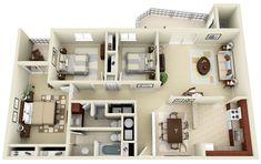 Планировка квартир фото