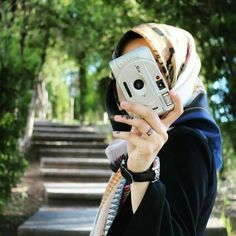 Discover recipes, home ideas, style inspiration and other ideas to try. Hijabi Girl, Girls Dp, Hijab Outfit, Hijab Fashion, Ulzzang, Islam, Style Inspiration, Pictures, Photos