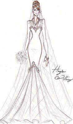 Hayden Williams for Catherine Dutchess of Cambridge - Designed Jan 25th 2011 by Fashion_Luva, via Flickr