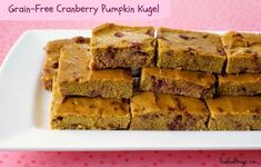 Post image for Grain-Free Cranberry Pumpkin Kugel