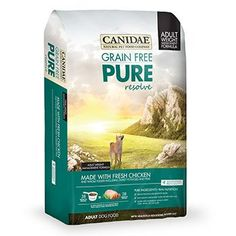 CANIDAE PURE Resolve Weight Management Dry Dog Food * For more information, visit image link. (This is an affiliate link and I receive a commission for the sales) Weight Loss Smoothies, Healthy Smoothies, Diet Plans To Lose Weight, How To Lose Weight Fast, Healthy Dog Food Brands, Free Weight Loss Programs, Cabbage Diet, Fat Burning Diet, Diets For Women