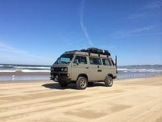 VW Westfalia Syncro 4x4 Camper Van