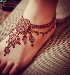 henna designs for feet - Google Search