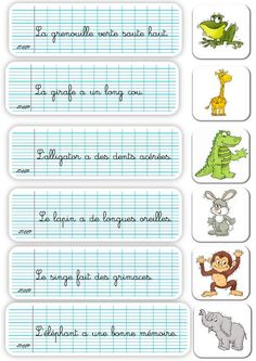 Atelier lire des phrases Montessori Activities, Educational Activities, Learning Activities, Read In French, Learn French, Autism Education, Special Education, French Worksheets, French Education