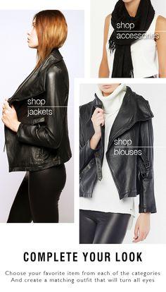 BSB Fashion Newsletter F/W 15/16- Complete your look Shop online >> www.bsbfashion.com