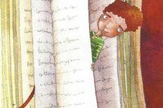 Παιχνίδια σχετικά με τα βιβλία της βιβλιοθήκης, διαφορετικά είδη βιβλίων και ταξινόμηση στη βιβλιοθήκη από τα παιδιά. Stick Figures, Cover, Books, Basic Drawing, Libros, Book, Blankets, Book Illustrations, Libri