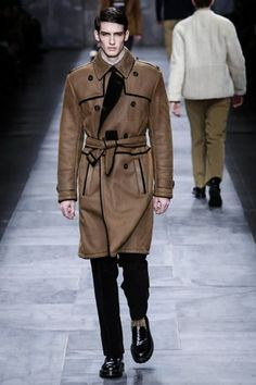 Fendi Menswear Fall Winter 2015 Milan - NOWFASHION