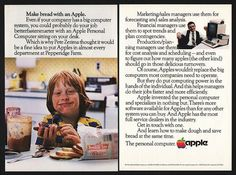old Apple ads