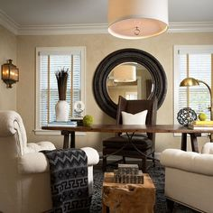 Traditional Home Office Design Pictures Remodel Decor And Ideas