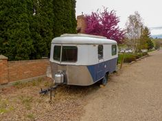 The tiny trailer seen here, an Eriba Triton, shares little in common with a Boler outside its compact size and cute appearance. I'd say that...