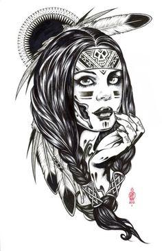 #nativegirl