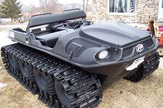 amphibious atv | Frontier 8x8 650 Amphibious Atv