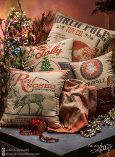 Christmas Decor Pillows