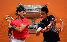 Djokovic (1) vs. Nadal (2)