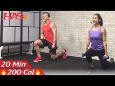 (5) 20 Min Beginner Weight Training for Beginners Workout Strength Training Dumbbell Workouts Women Men - YouTube