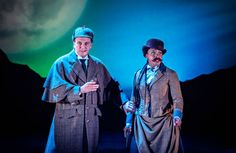 Sherlock Holmes: The Hound of the Baskervilles at Theatre Royal York review – 'comedic imbalance'