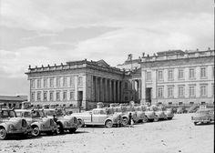 MAGIRUS-DEUTZ, camiones alemanes. Lanza-aguas de la Policia ! • Los famosos lanza-tinta de la época del General Gustavo Rojas Pinilla.