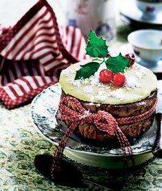 Engelsk Christmas Cake